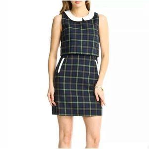 Kling Plaid Dress